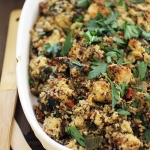 Cornbread and Quinoa Dressing/Stuffing