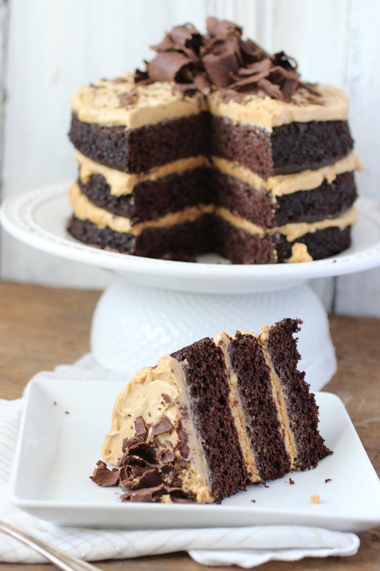 peanut butter cake chocolate peanut butter cake s daily dish 6416