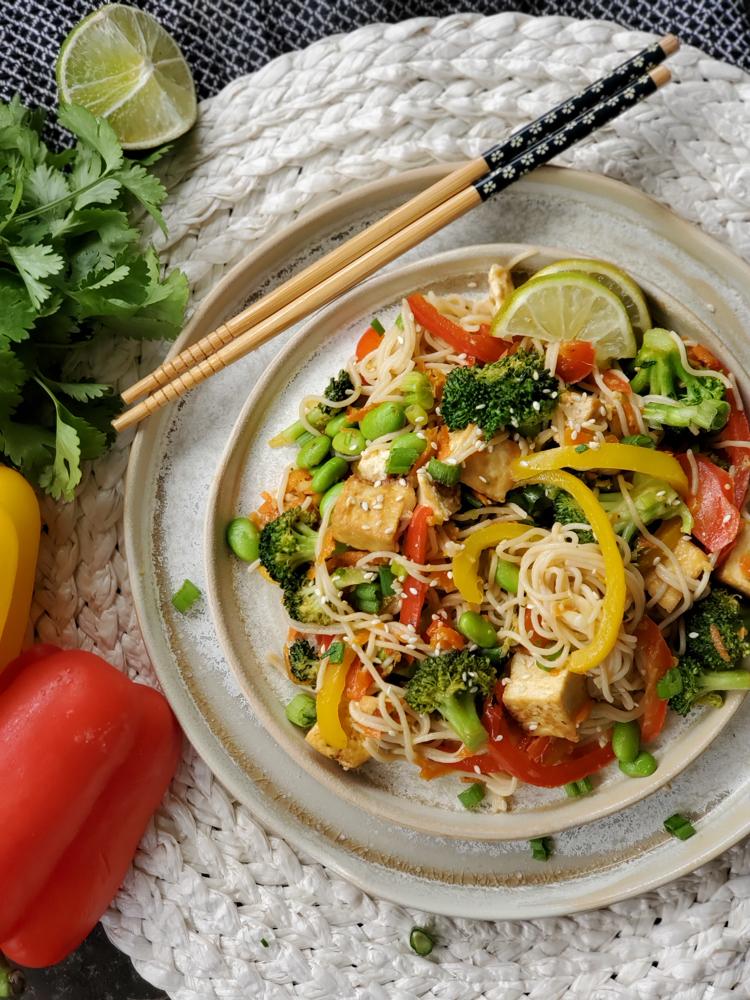 Vegan Ramen Stir Fry Dora S Dish